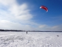 Long Pond Snow Kite from Laura 2.8.14