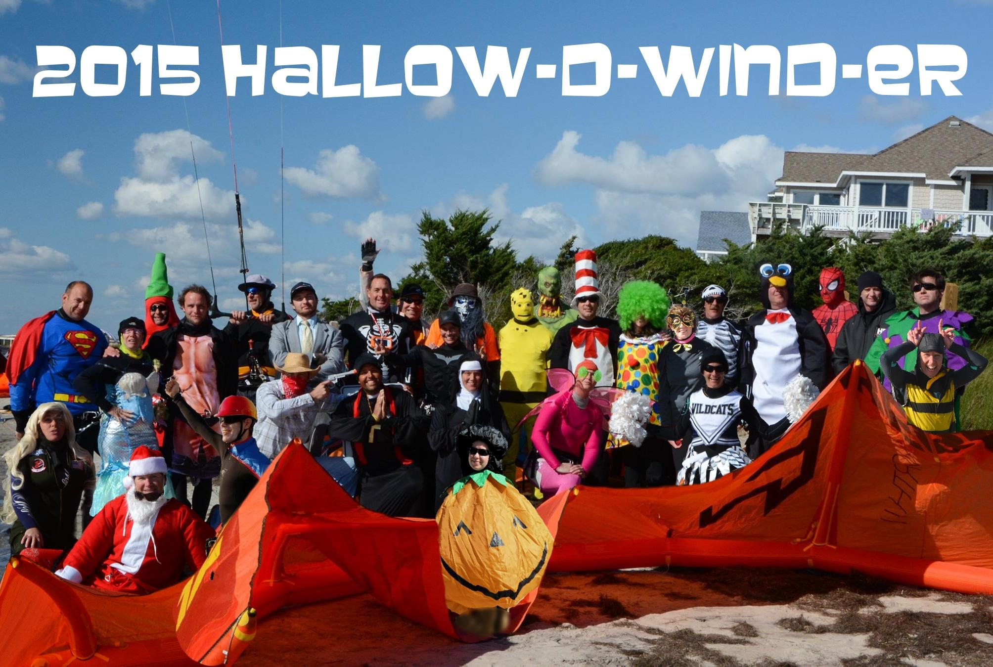 OBX October Halloween Downwinder!