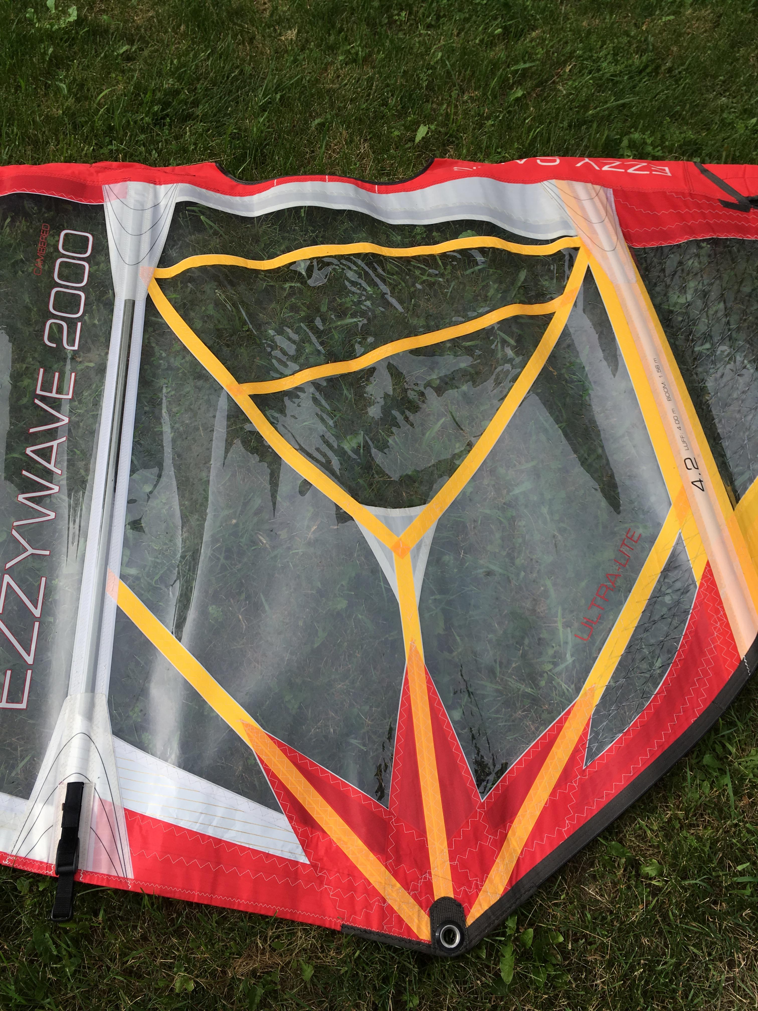 Ezzy 4.2 window